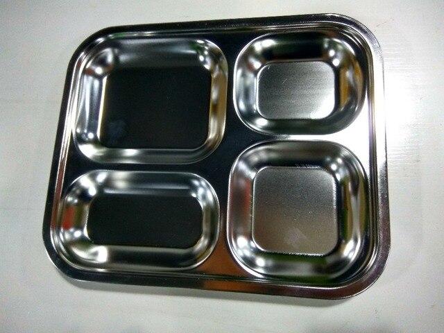 Kühlschrank Platte : Erweiterte edelstahl kind fast food fach mit kunststoffdeckel