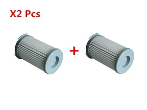 2PC HEPA Filter for Electrolux Cleaner ZS203 ZT17635 ZT17647 ZTF7660IW Vacuum Cleaning Parts Filters(China)