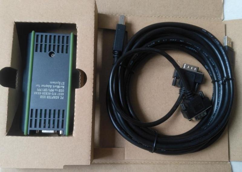 PC ADAPTER USB 6ES7972-0CB20-0XA0 win 7/8 840D CNC PPI/MPI/DP 6es7223 1ph22 0xa0