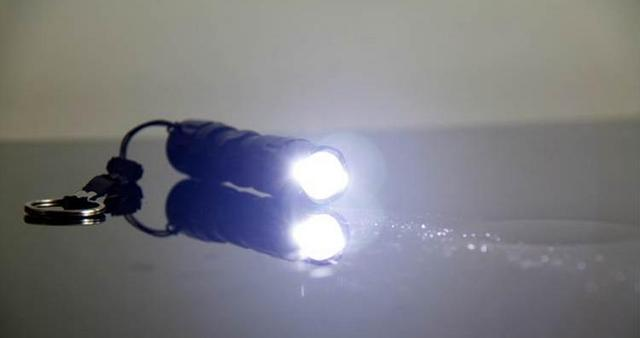 Best Sale LED Waterproof Torch Flashlight Light Lamp New Hot Mini Handy#03