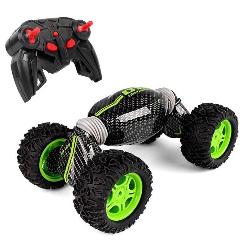 1:12 4WD RC Voiture Creative Off-Road Véhicule 2.4g Une Clé Transformation Stunt Voiture Tout-terrain Électrique buggy Voiture Escalade De Voiture Jouets