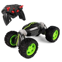 1:12 4WD RC Car Creative Off Road Vehicle 2.4G One Key Transformation Stunt Car All terrain Electric Buggy Car Climbing Car Toys