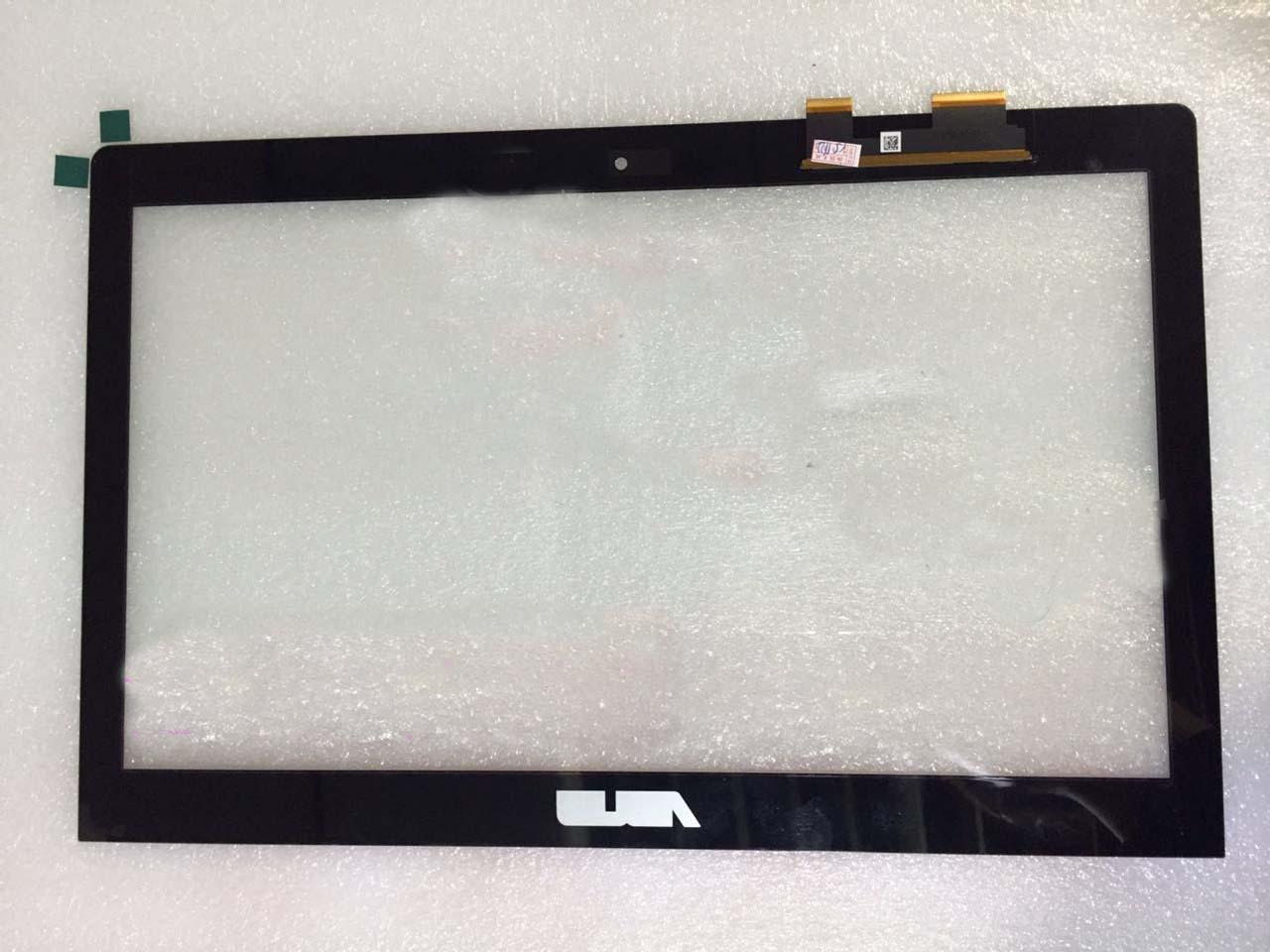 For ASUS VivoBook S400 S400CA Touch Screen Panel Digitizer Glass Lens Sensor TCP14F21 V1.1 version free shipping