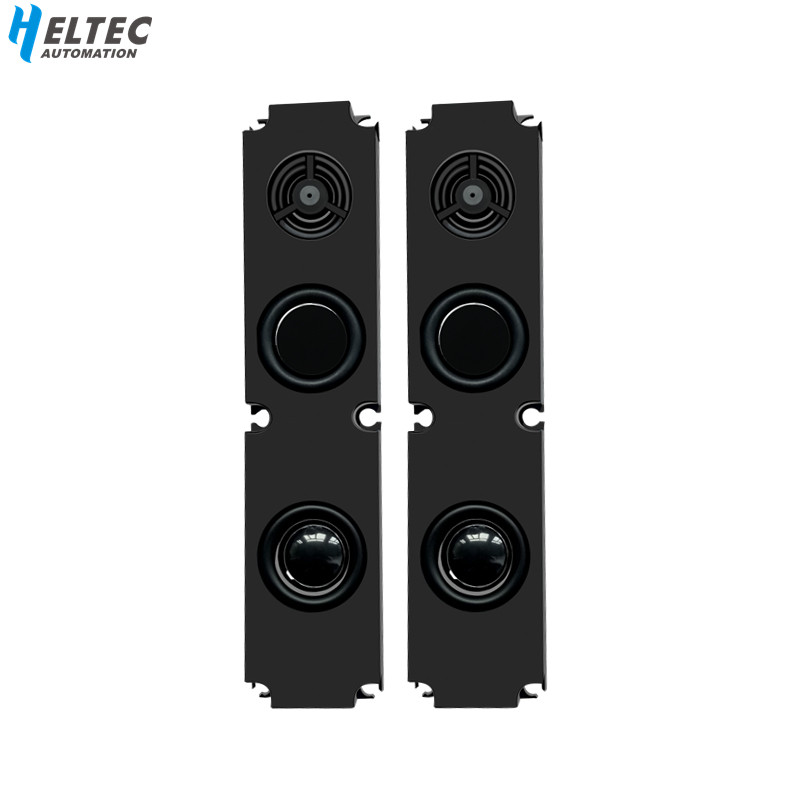2PCS 20045 <font><b>speaker</b></font> cavity 40 <font><b>speaker</b></font> <font><b>8ohm</b></font> <font><b>15W</b></font> For education advertising touch one machine Bluetooth digital home computer image