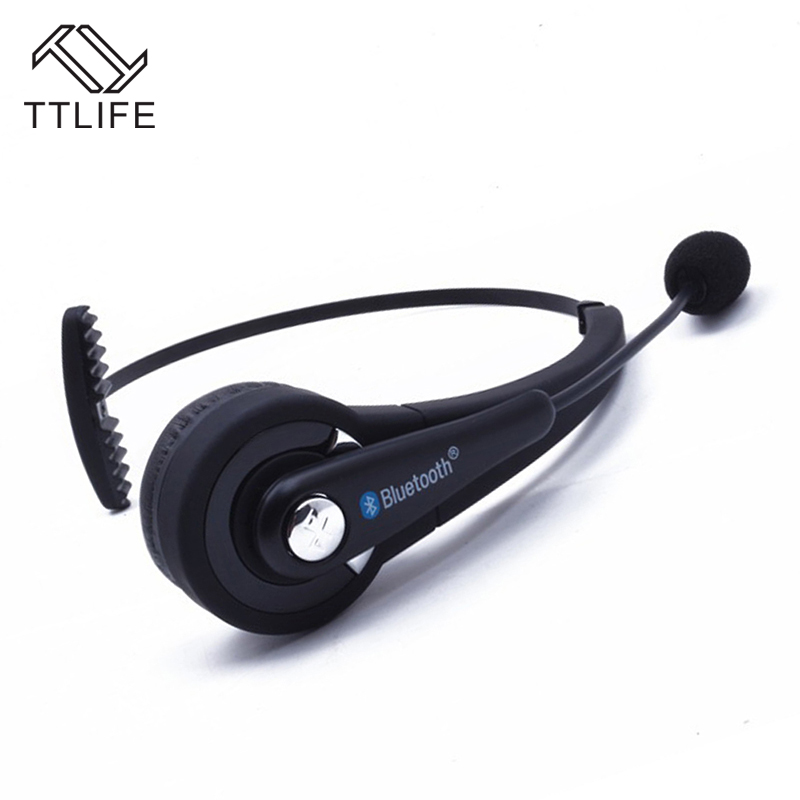 TTLIFE Bluetooth Headphone Wireless Noise Cancelling super bass Headset With Microphone for Phones Xiaomi Android fone de ouvido ttlife bass stereo fone de ouvido bluetooth headphone headset wireless earphones with microphone charging box for xiaomi phone