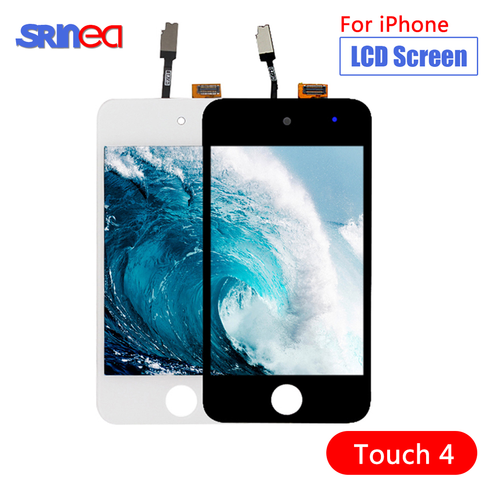AAAA LCD For iPod Touch 4 4th Display Screen Digitizer Replacement Parts