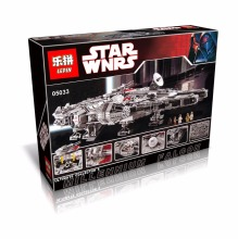 Lepin 05033 5265pcs Without original box Star Wars Ultimate Collector Millennium Falcon Building Blocks Compatible Legoe 10179