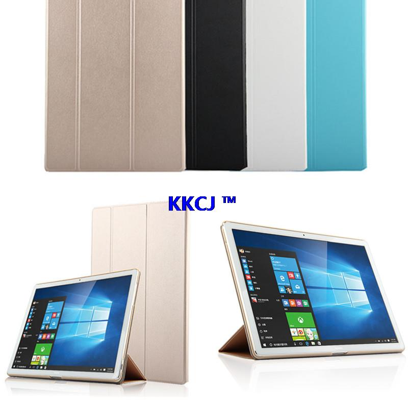 SD Luxury ultra-slim Folding PU Leather Protective Case Cover Shell For Huawei MateBook 12 inch HZ-W09 HZ-W19 Tablet with stand huawei matebook hz w19 256gb gold dock