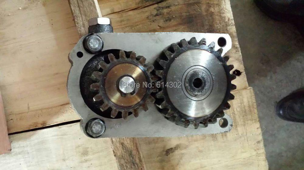 weifang 4102D 4102 P series diesel engine parts oil pump ricardo series 4100d 4100zd engine diesel generators spare parts diesel engine parts oil pump