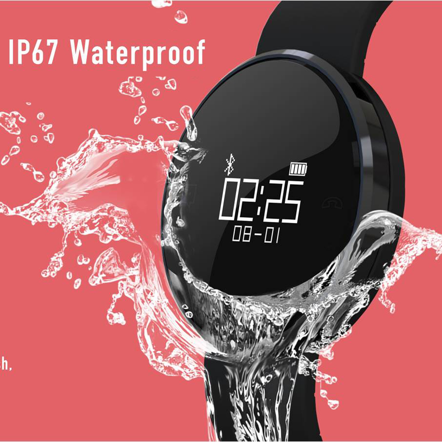 UW1 Uwatch font b Smartwatch b font Bluetooth 4 0 with heart rate SMS pedometer for