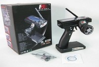 Flysky Fs Gt3b FS GT3B 2 4Ghz 3ch 2 4 RC System Gun Remote Control Transmitter