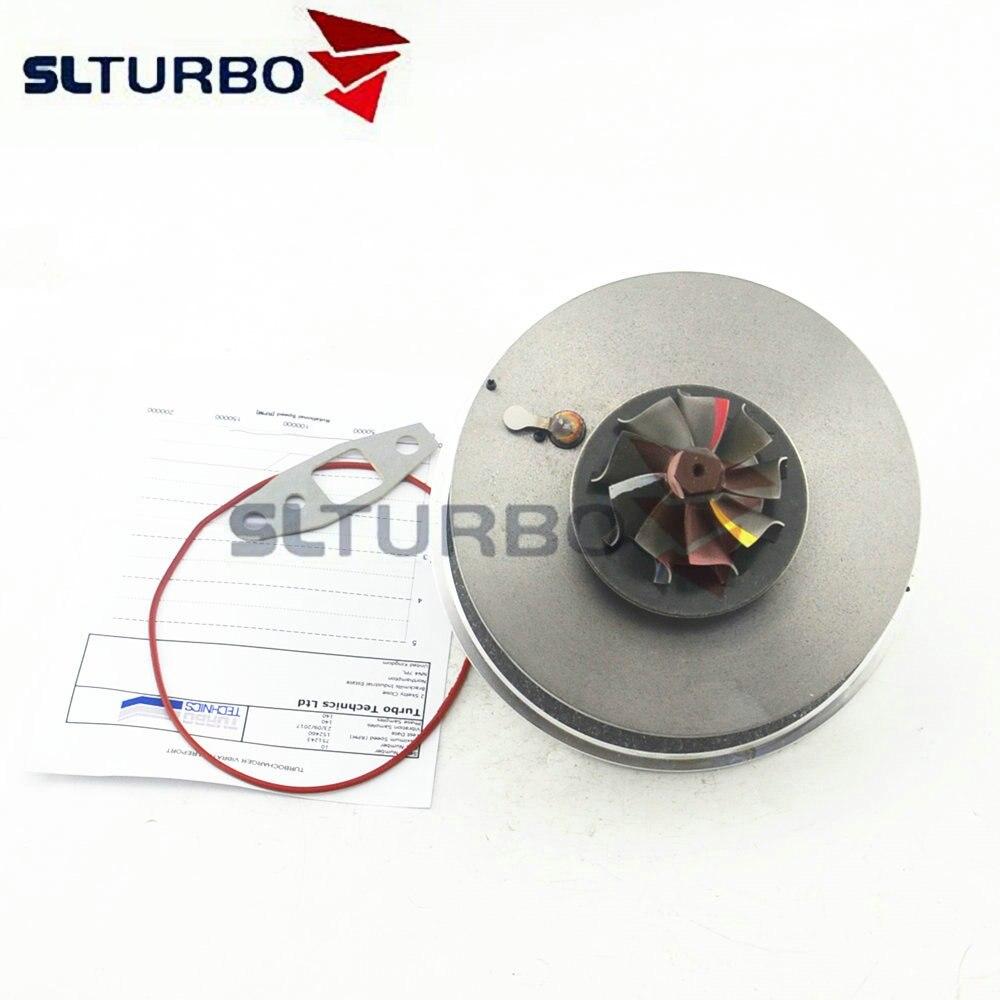 Garrett Equilibrada GT2056V 751243 cartucho de turbo para Nissan Pathfinder 2.5DI QW25 174HP 128 Kw-núcleo turbina 14411EB300 NOVA CHRA