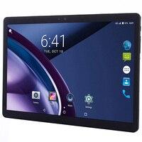 Android 8,1 10 дюймов планшет 4g Две сим карты Karty quad core CE Марка 4G Телефонный звонок ноутбук с wi Nowy планшетный ПК планшетов 7 8 9