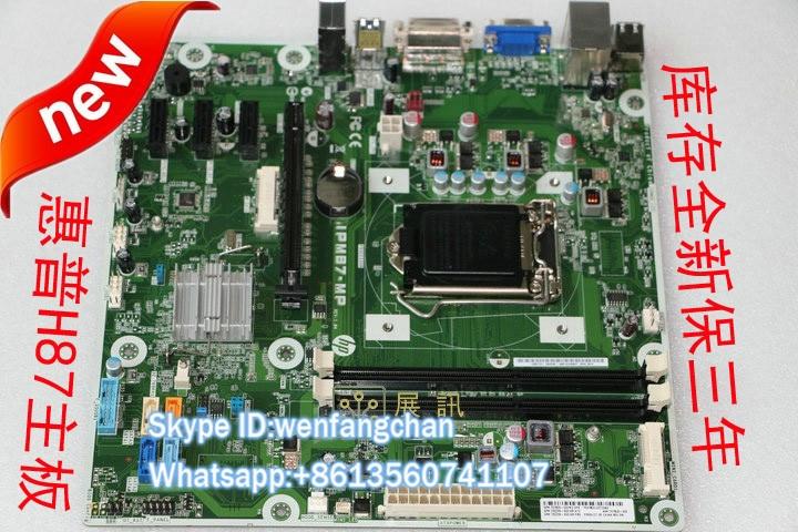 H87 IPM87-MP Desktop Motherboard 707825-003 732239-503 732239-603 707825-003