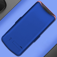 for findX 6500mAh Battery For OPPO Find X Portable Charging Power Bank Cover Protective Extended Battery Phone Shell Case