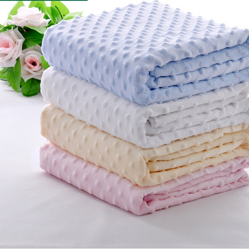baby blankets newborn 10075cm fleece baby swaddle wrap super soft baby blanket autumn winter