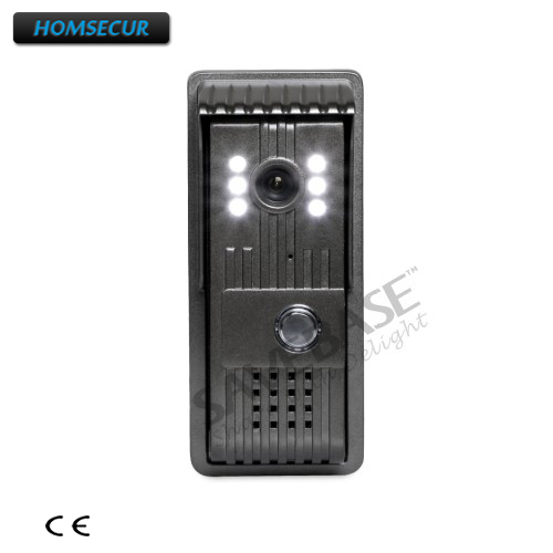 HOMSECUR XC003 Outdoor Camera  For Video Door Phone Intercom System