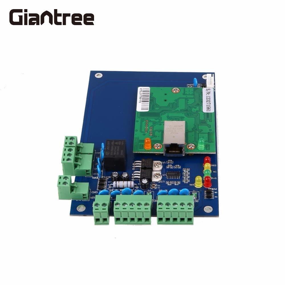 Giantree Access Control Panel LO1 Single Door Network Bothway Access Board Controller  Panel Circuit Entry Exit TCP/IP-in Access Control Kits from Security ...
