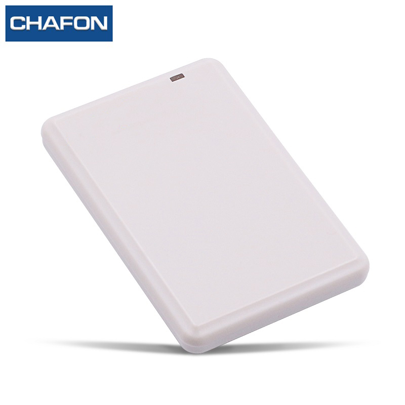 Image 2 - CHAFON usb desktop keyboard emulation rfid uhf reader support ISO18000 6B/6C protocol free sample card for access control-in Control Card Readers from Security & Protection