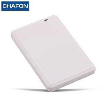 CHAFON usb desktop keyboard emulation rfid uhf reader support ISO18000-6B/6C protocol free sample card for access control