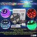 LED RGB Strip SMD 3528 5050 12V LED Ribbon RGBW Flex Tape Waterproof IP65 IP67 300LEDs 5M with 44Key Remote and 12V 5A Power Kit