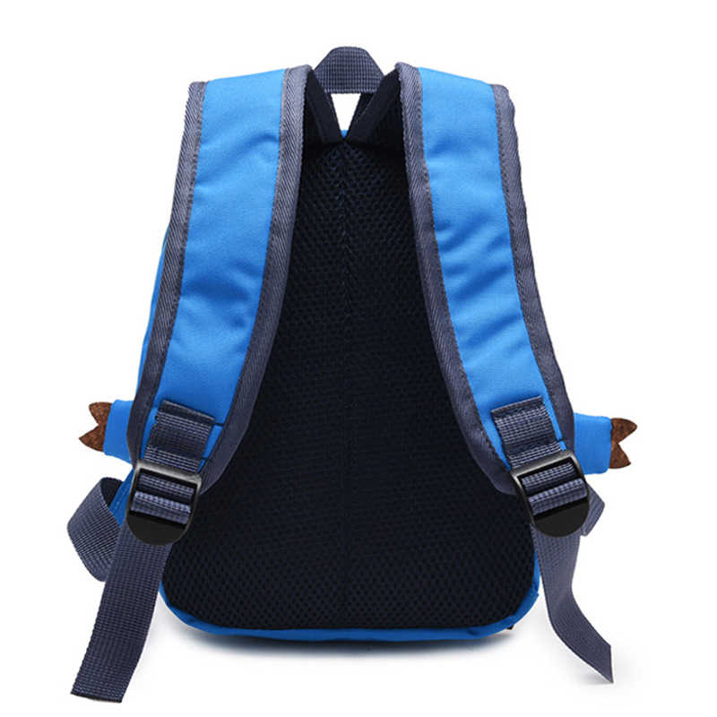 BAIJIAWEI/детские школьные сумки с рисунком Минни, Детская сумка, рюкзаки для детского сада с динозавром, Дошкольный рюкзак для детей 1-6 лет, Mochila