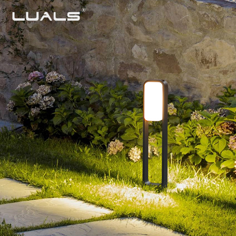 Lawn Lamps Modern Garden Lighting Led