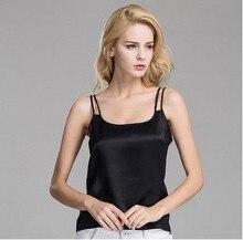 Women's blockbuster condole belt vest 100% mulberry silk joker sexy cultivate one's morality