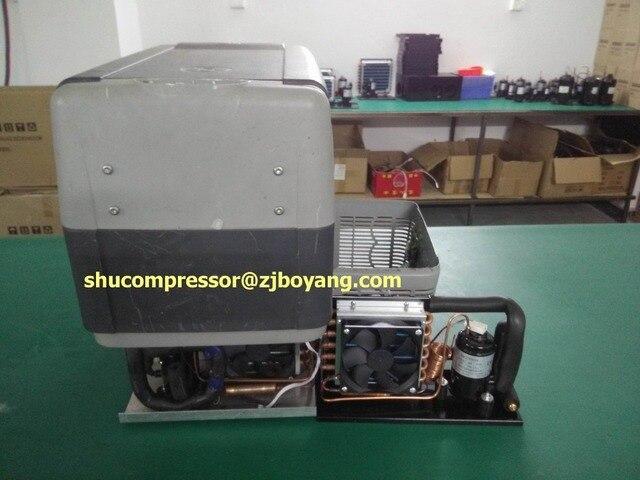 Mini Kühlschrank Mit Solar : V super mini kondensieren unitsystem für v v solar