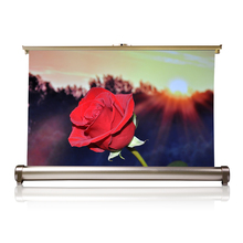 Projection Screen 20 inch 16:9 Portable Folded Projector Screen with Aluminum Alloy Frame for Xgimi Z4 Air,Jmgo P2 Projector