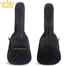 40 / 41 Inch  Pad Cotton Guitar Bag Thickening Backpack Guitar Soft Case