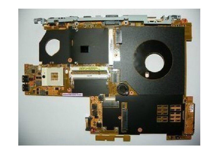 N81V motherboard full test laptop case