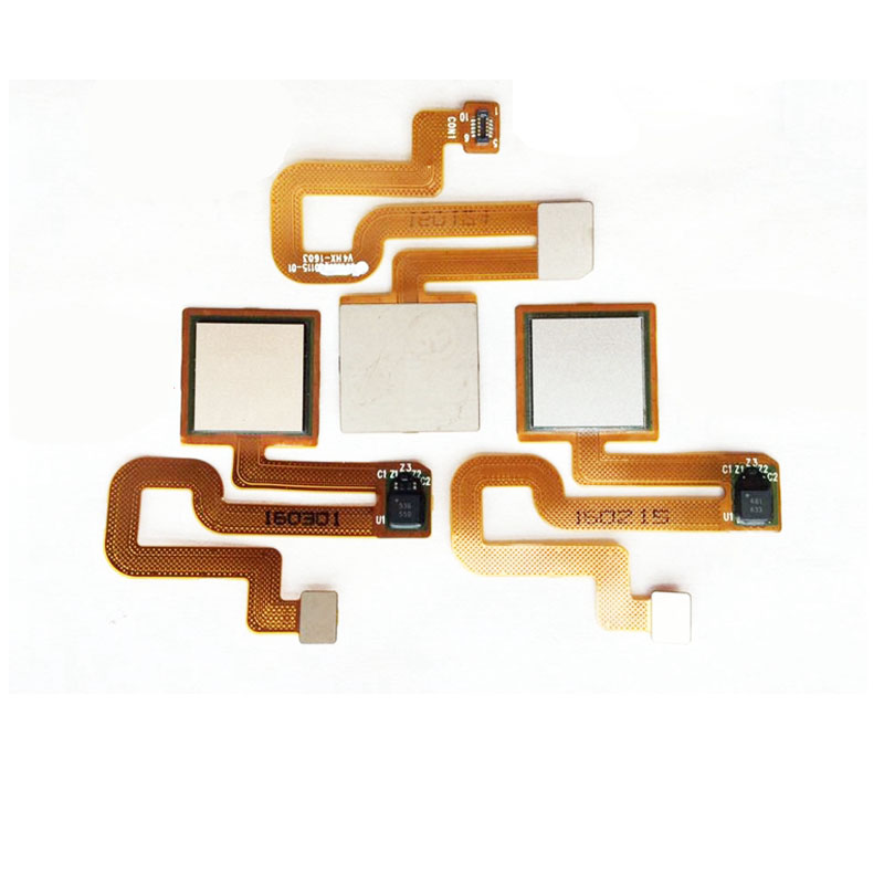New Fingerprint Sensor Scanner Flex Cable Home Button Return Key For Xiaomi Redmi Note 3 / Note3 Pro