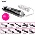 10-in-1 Multifunctional Professional Styling Electric Hair Dryer Hairdryer Set Volume Styler Hair Styling Brush Comb 34
