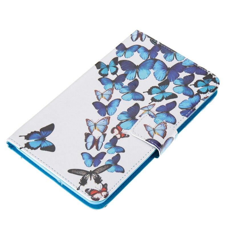 2016 Tab A6 7,0 чехол для Samsung Galaxy Tab A 7,0 T280 T285 SM-T280, чехол для планшета, модный раскрашенный флип-чехол-5
