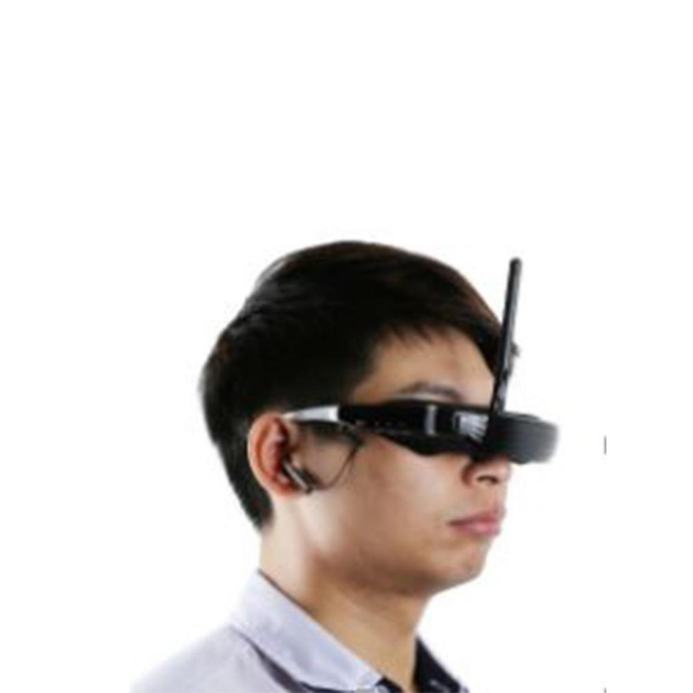 Virtual Reality 3D VR Glasses Head Mounted Headset Private Theater for Smartphone