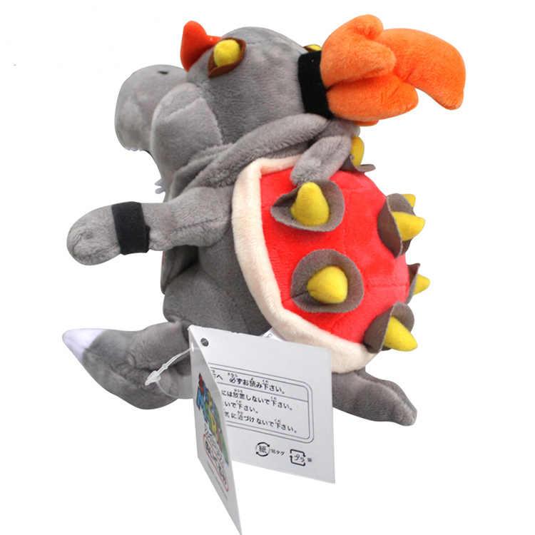 """Newスーパーマリオ3dランドぬいぐるみ人形ぬいぐるみドライボーンズクッパクッパ7 """"玩具小売"""