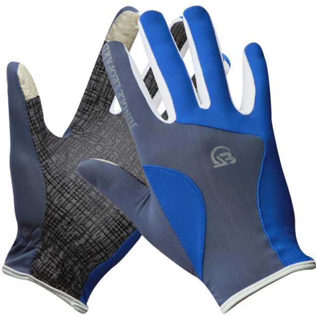 Outdoor Summer Gloves Full Finger Hiking, Cycling, Fitness Glove