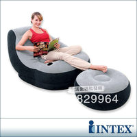 2013 Fashion Inflatable Sofa Advanced Flocking Fabric Sofa The Sofa Is Suitable For Indoor And Outdoor