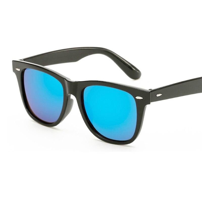 Xiesiqing Новая мода унисекс квадратный Винтаж HD объектив Солнцезащитные очки для женщин мужские Для женщин Заклёпки металла Дизайн Ретро Защита от солнца очки Gafas Óculos