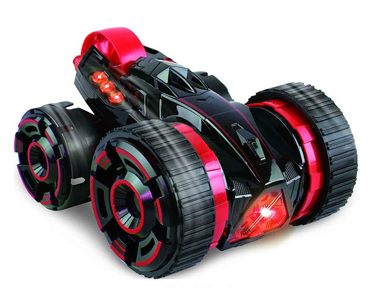 2016 Latesst RC car Stunt Car 5588 6ch five wheels special effects children acrobatics Dump car with light and 5 wheels tl88 shockproof 2 4ghz jumping rc car with flexible wheels led light