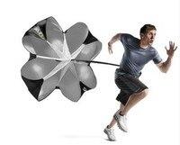 Prędkość Powietrza Wiatr Odporność Trening Siłowy Ćwiczenia Spadochron Parasol Running Chute Power schłodzić Sportowe Fitness Body Building