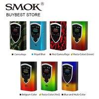 100% D'origine 225 W SMOK ProColor Vaporisateur Mod Grand Feu Clé soutien VW/TC/MÉMOIRE Modes Ne 18650 Batterie vs Smok Alien/T-priv Boîte Mod