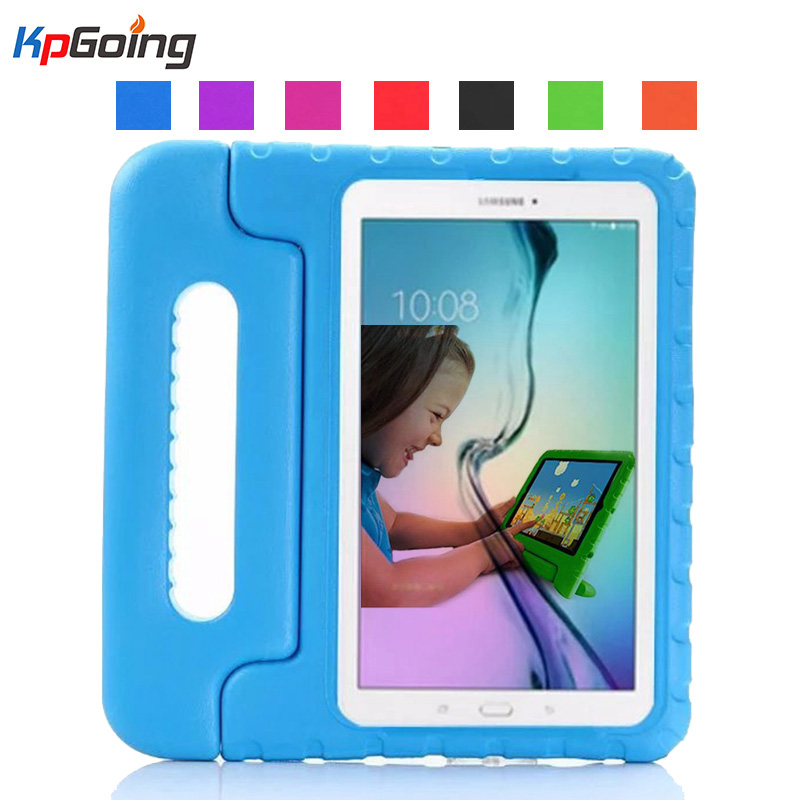 For Samsung Galaxy Tab 3 Lite Case T110 T111 T116 Shockproof EVA Foam Protective Cover For Samsung Tab E 7.0 T113 Kids Stand alabasta kids shockproof rugged heavy duty silicone pc case cover for samsung galaxy tab 3 lite 7 0 sm t110 t111 t113 t115