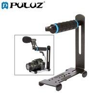 PULUZ YLG0106A Lidar Com Câmera De Vídeo Estabilizador para DSLR Camera/DV