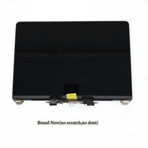 "Image 2 - Original New Full Display Assembly + Screwdriver Set for Macbook Pro Retina 13"" A1706/A1708 LCD Screen Grey/Silver EMC 3071"