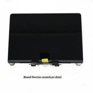 """Image 2 - Originele Nieuwe Full Beeldscherm + Schroevendraaier Set Voor Macbook Pro Retina 13 """"A1706/A1708 Lcd scherm Grey/Zilver Emc 3071"""