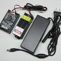 5 Вт рыжие гравировка модуль с L 450nm Blu Ray маркировки древесины режущего инструмента US/UK/EU/ АС Plug JD9 WWO66