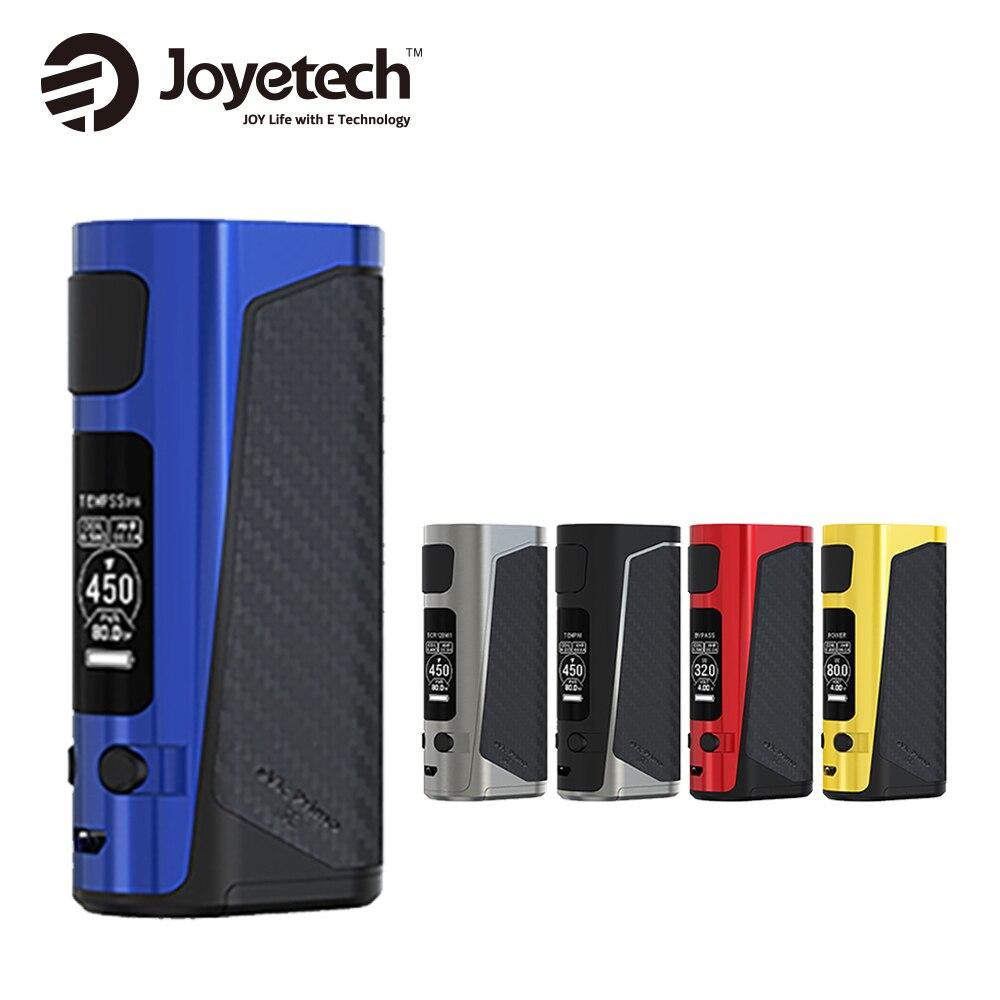 Autêntico Primo SE TC 80 W Joyetech EVic MOD Alimentado Por 18650 Bateria Sem Bateria Incluída Jogo ProCore SE Atomizador 510 Fio