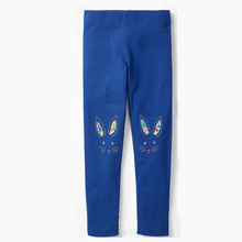 Girl Cotton Pants Children Trousers Brand Autumn Summer Baby Clothes Boy Leggings Character Print Kids